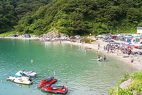 塩谷海水浴場